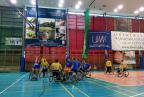 Mecz Koszykówki na Wózkach