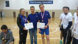 nasi uczestnicy z medalami i dyplomami