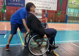 Warsztaty aktywnej rehabilitacji - tor przeszkód