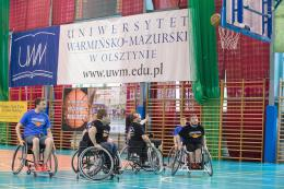 III Integracyjny Mecz Koszykówki na Wózkach