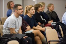 warsztaty wsparcie Studenta Głuchego i słabosłyszącego w procesie kształcenia