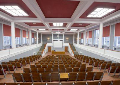 Aula im. M. Gotowca (w budynku Zootechniki).