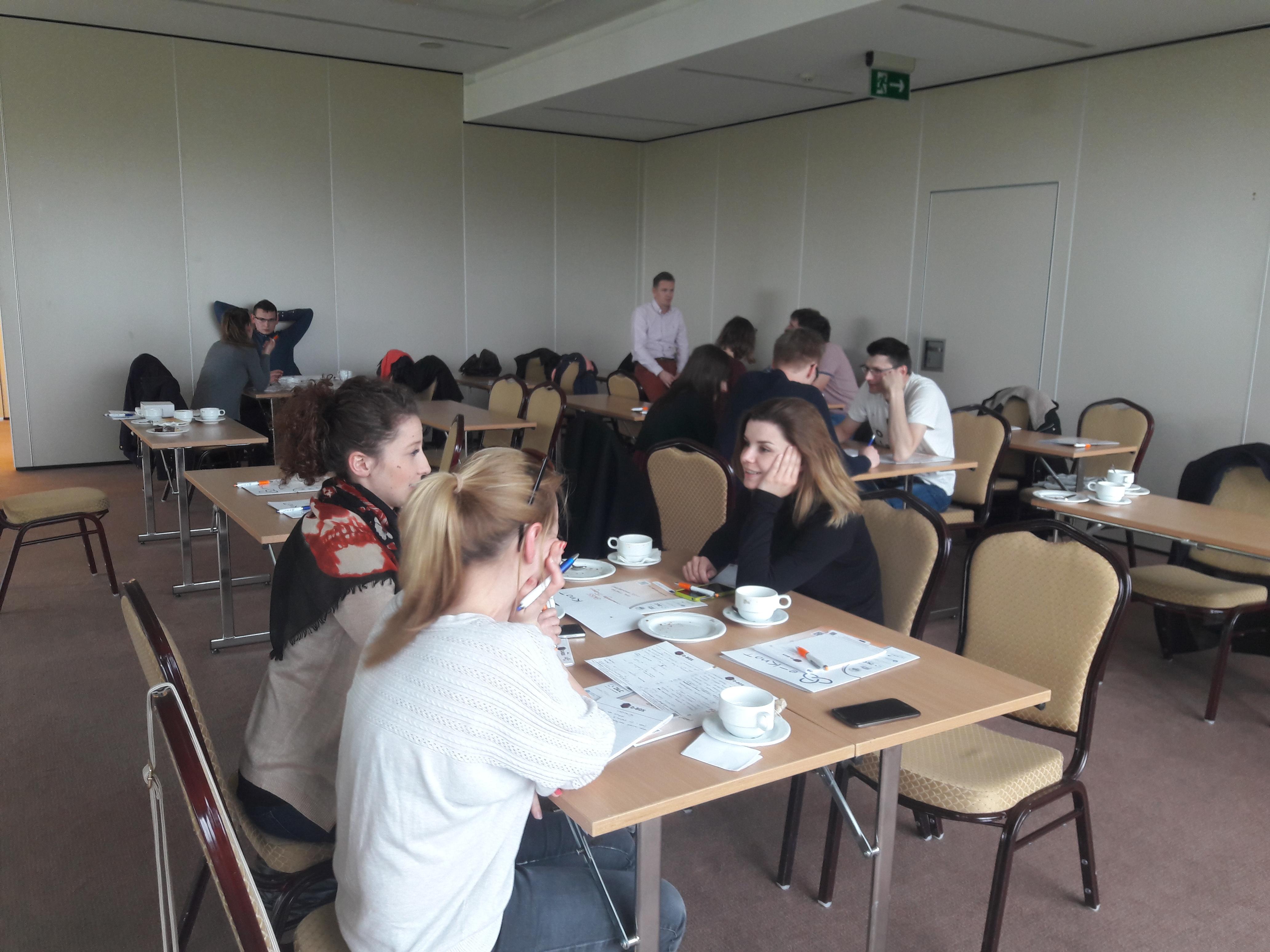 Warsztaty z Astri Polska i Blue Dot Solutions