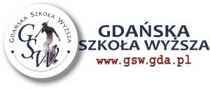 logotyp GSW 10cm