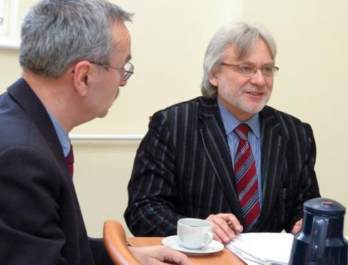Pierwsze Zebranie Rady Wydziału Nauk Medycznych 2007